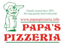 Papa\'s Pizzeria